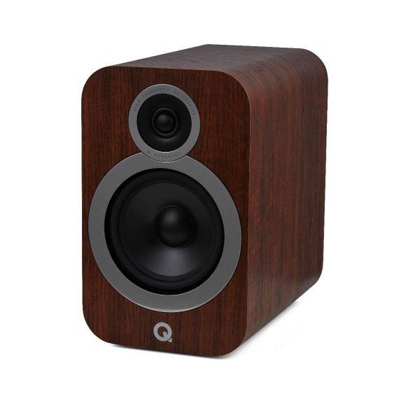 Q Acoustics 3030i (QA3532) Nussbaum - Paarpreis