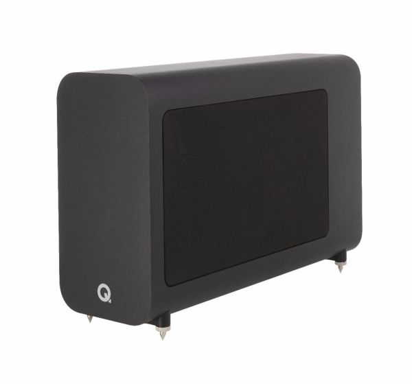 Q Acoustics 3060S Aktiver-Subwoofer (QA3566) Schwarz