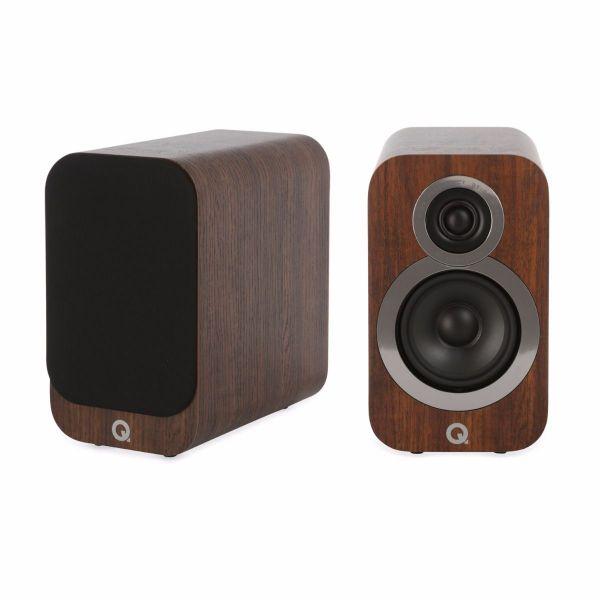 Q Acoustics 3010i (QA3512) Nussbaum - Paarpreis