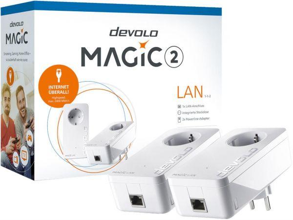 Devolo Magic 2 LAN 1-1-2 Starter Kit