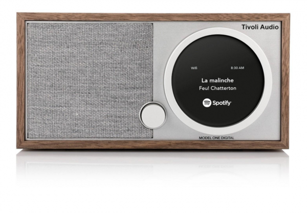 Tivoli Model One Digital + Walnut/Grey