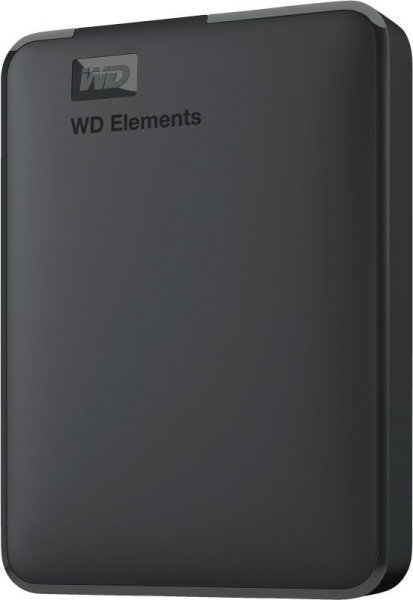 Western Digital WD Elements Portable 4000GB Schwarz Externe Festplatte
