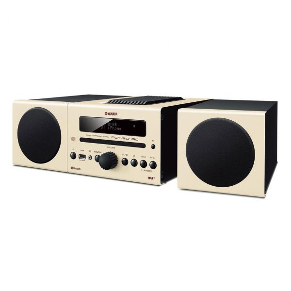 Yamaha MCR-B 043 DAB+, beige