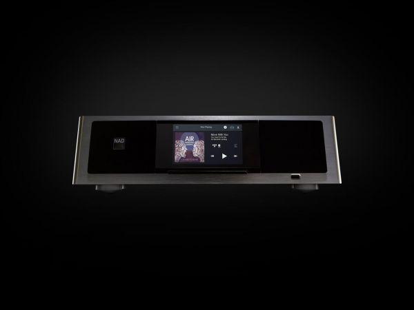NAD Masters M50.2  HighEnd Musik-Streamer mit CD/Ripper