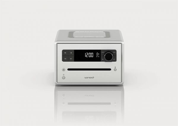 Sonoro CD2, silber