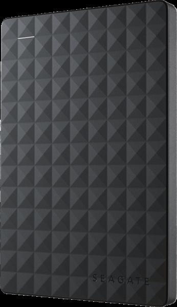 Seagate Expansion Portable 2TB 2000GB Schwarz Externe Festplatte