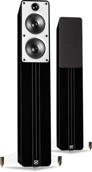 Q Acoustics CONCEPT 40 (QA2630) Schwarz - STÜCKPREIS