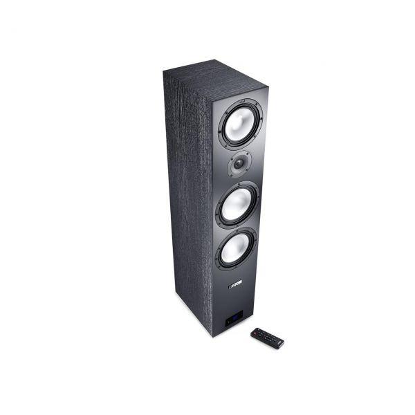 Canton Smart GLE 9 Set Schwarz, Wireless Aktiv-Lautsprecher Bluetooth, USB, Paarpreis