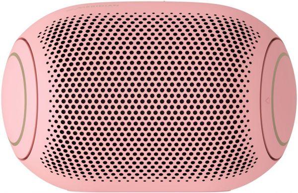 LG XBOOM Go PL2P Bubble-Gum BT-Speaker