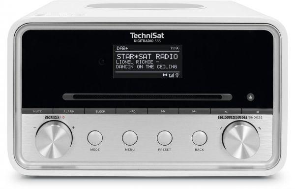 TechniSat DIGITRADIO 585 Weiss