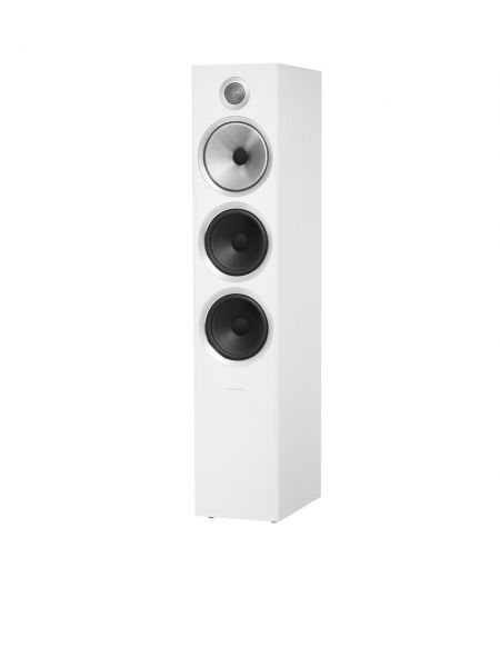 B&W 703 S2 Satin White