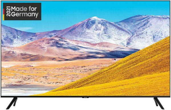 "Samsung GU85TU8079U 215 cm (85"") LCD-TV mit LED-Technik Schieferschwarz"