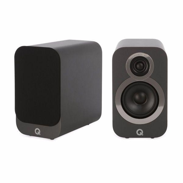 Q Acoustics 3010i (QA3510) Grafit - Paarpreis
