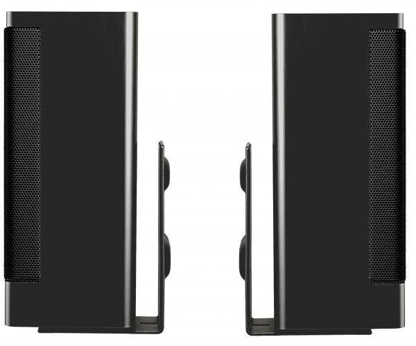 Loewe Wall Mount Satellite Speaker Alu Black