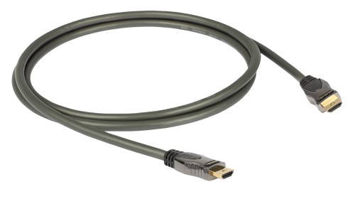 Goldkabel Profi HDMI® Standard Kabel mit Ethernet 1000  10m