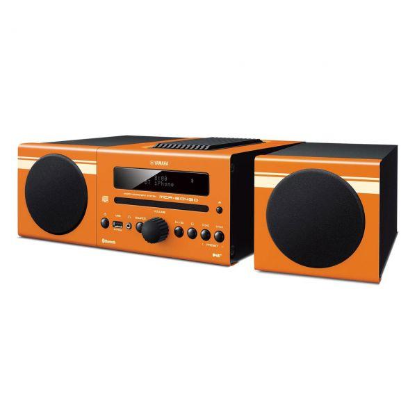 Yamaha MCR-B 043 DAB+, orange