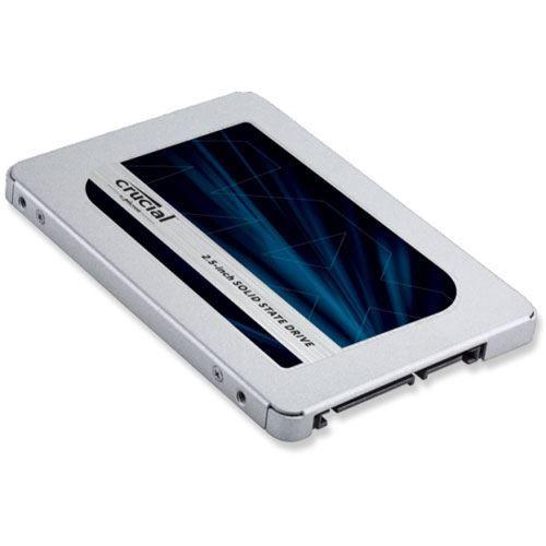"Crucial SSD    2TB Crucial 2,5"" (6.3cm) MX500 SATAIII 3D 7mm retail"