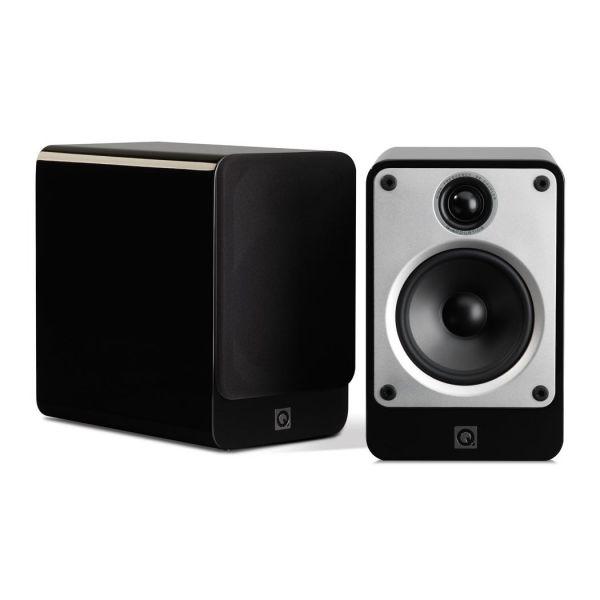 Q Acoustics Concept 20 (QA2620) Schwarz - STÜCKPREIS