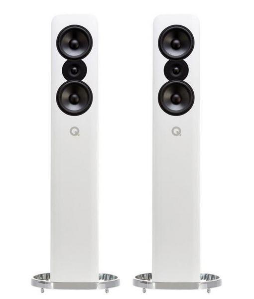 Q Acoustics CONCEPT 500 Hochglanz Weiß - Paarpreis