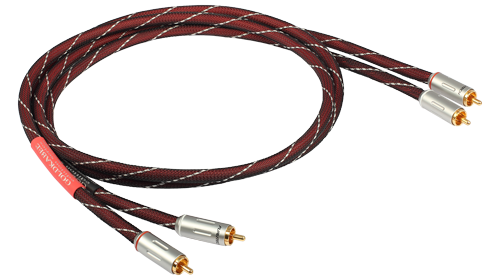 Goldkabel Edition OVATION CINCH STEREO 1,0m