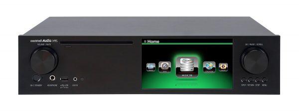CocktailAudio X45 schwarz mit 2TB SSD Festplatte
