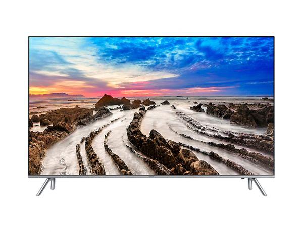 Samsung MU7009 65Zoll 4K Ultra HD Smart-TV WLAN Silber LED-Fernseher