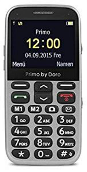 Doro Primo 366 by Doro silber