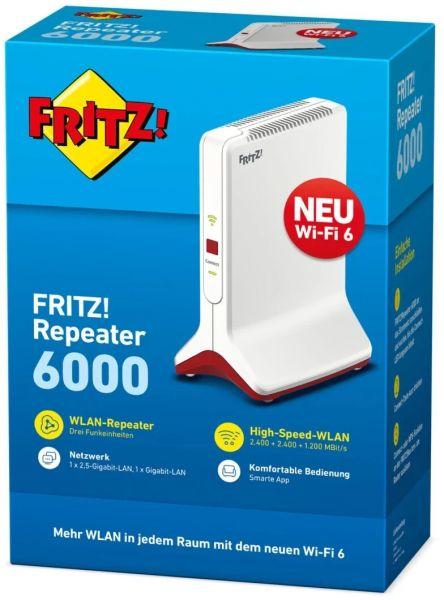 AVM FRITZ!Repeater 6000