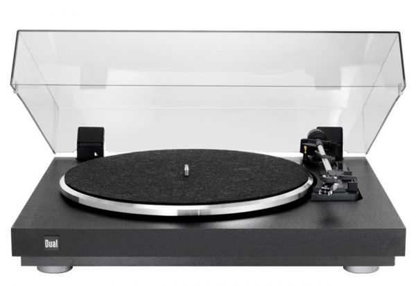 Dual CS 440 Schallplattenspieler Schwarz