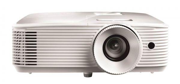 Optoma HD29HLV, DLP-Beamer weiß, FullHD, 4500 ANSI-Lumen, 3D, HDR