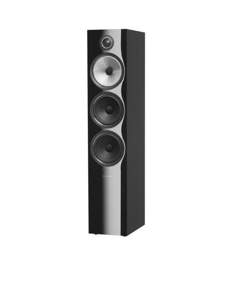 B&W 703 S2 Gloss Black -Stückpreis