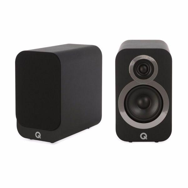 Q Acoustics 3010i (QA3516) Schwarz - Paarpreis